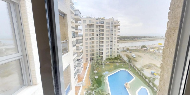 guardamar apartment 2 bed with pool 7(1280x720)